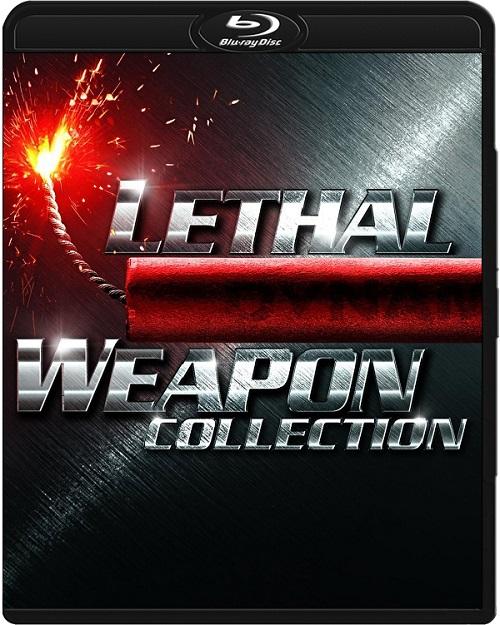 Zabójcza broń / Lethal Weapon (1987-1998) V2.QUADRiLOGY.MULTi.720p.BluRay.x264.DTS.AC3-DENDA / LEKTOR i NAPISY PL