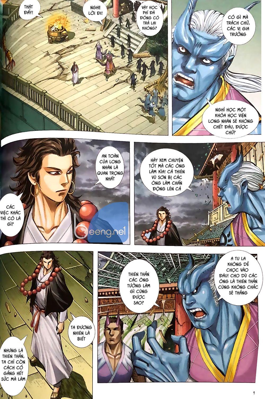 A Tu La - Tây Du Ngoại Truyện Chapter 11 - Trang 10