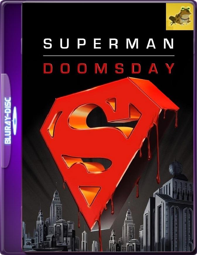 La Muerte De Superman (2007) Brrip 1080p (60 FPS) Latino / Inglés