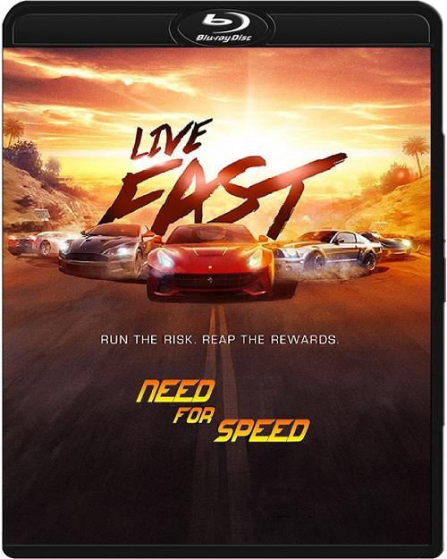 Need for Speed (2014) V2.MULTi.1080p.BluRay.x264.DTS.AC3-DENDA / LEKTOR i NAPISY PL