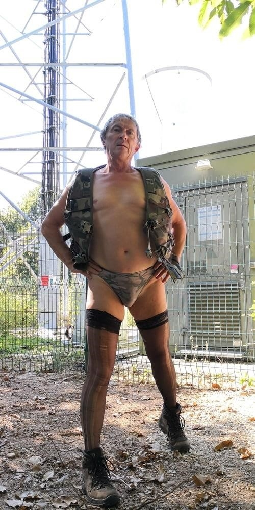 Homemade army porn-4426