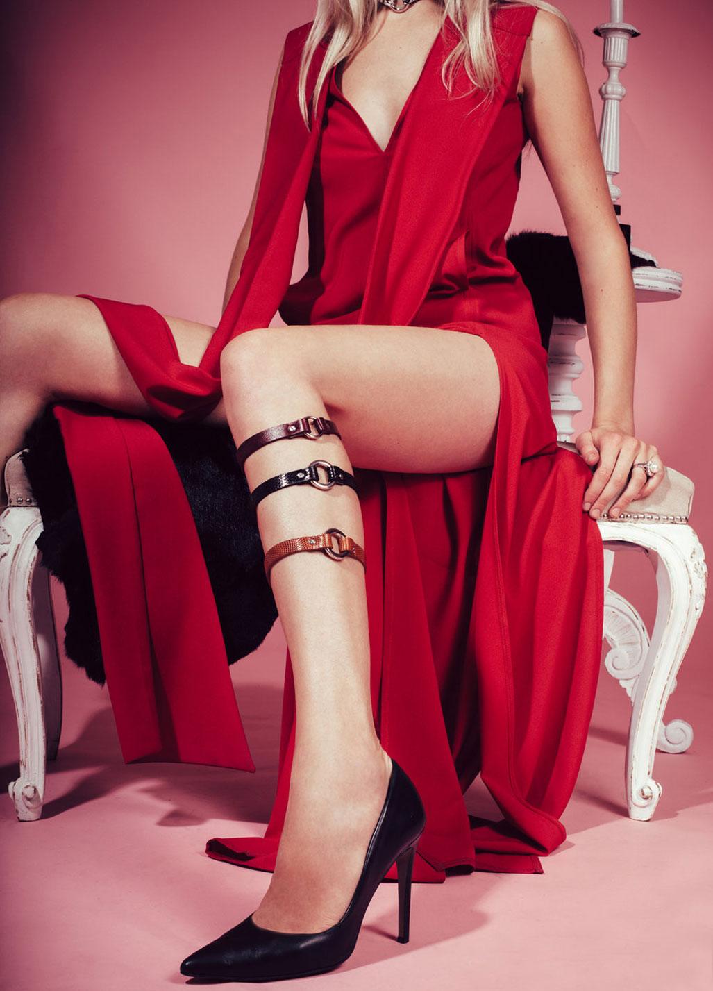 Светлана Легун в рекламной кампании Wicca collection 2016 / фото 06