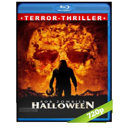 descargar Halloween 9 [2007][BD-Rip][720p][Trial Lat-Cas-Ing][Terror] gratis