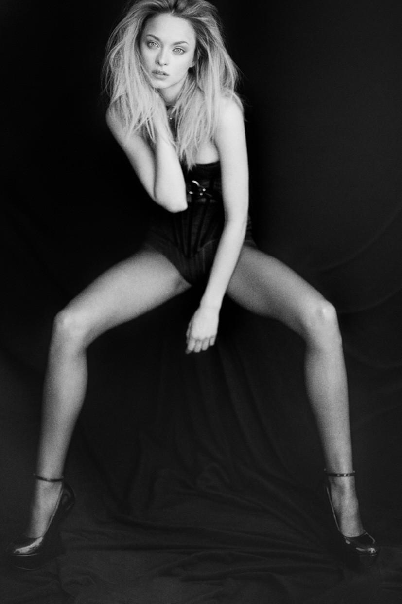 Екатерина Гайдукова / Katya Gaydukova by Remi Kozdra and Kasia Baczulis - Bambi Magazine XV