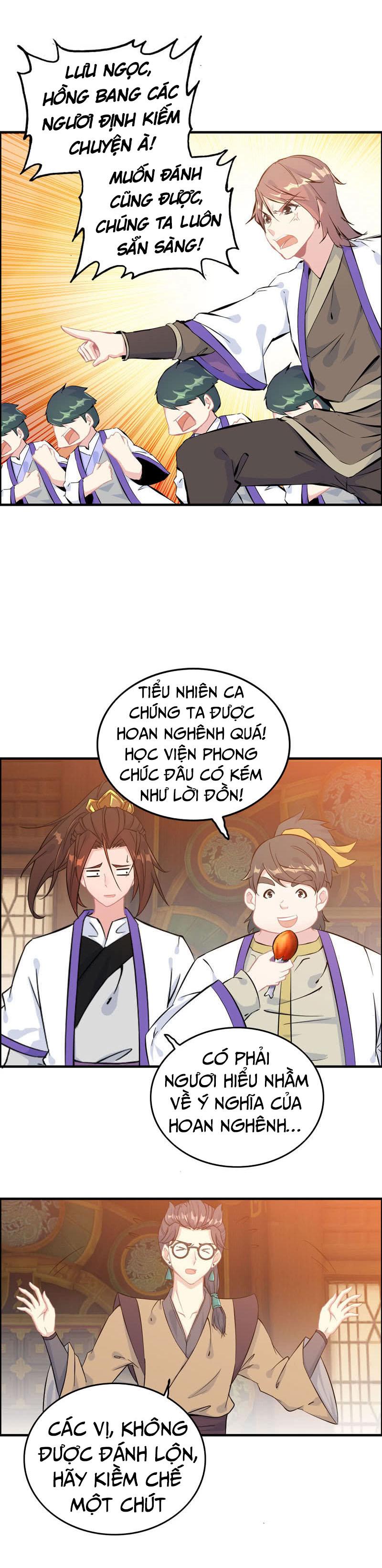 Thần Ma Thiên Sát Chap 54 . Next Chap Chap 55