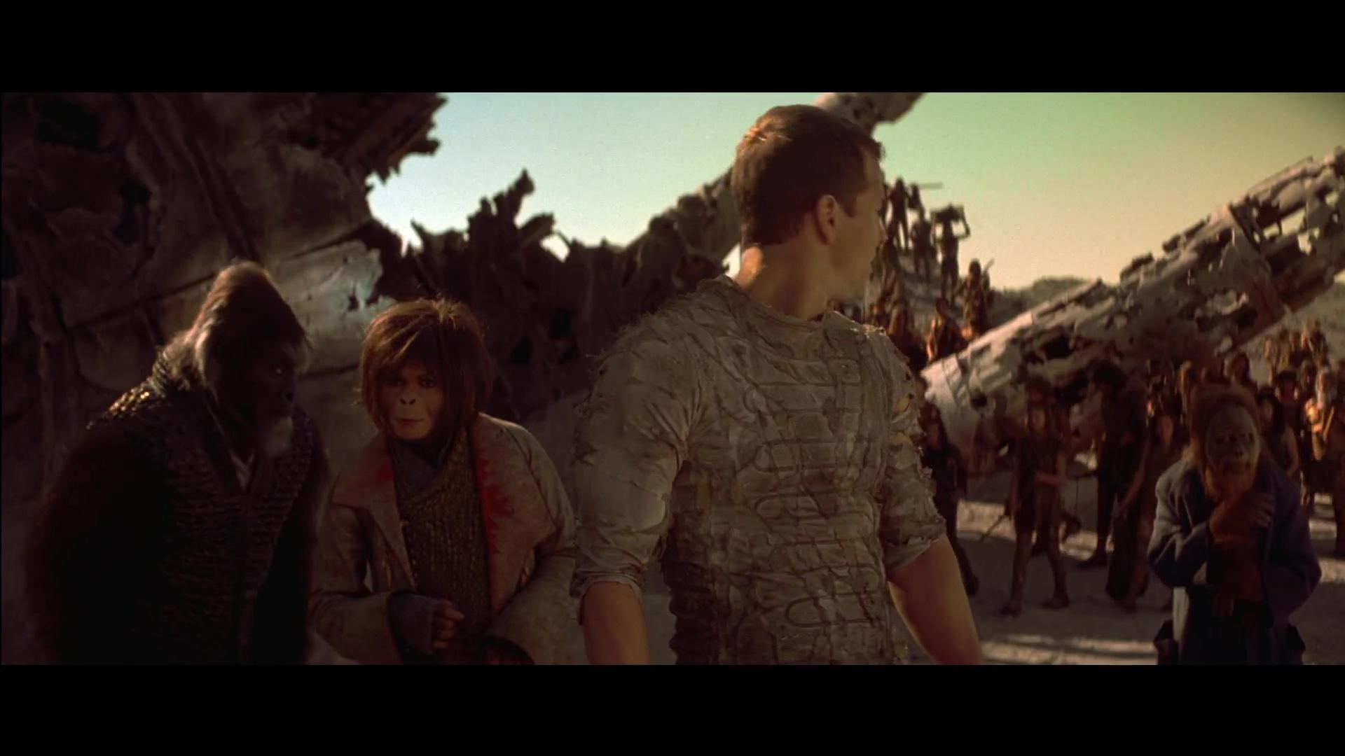 El Planeta De Los Simios 1080p Lat-Cast-Ing 5.1 (2001)