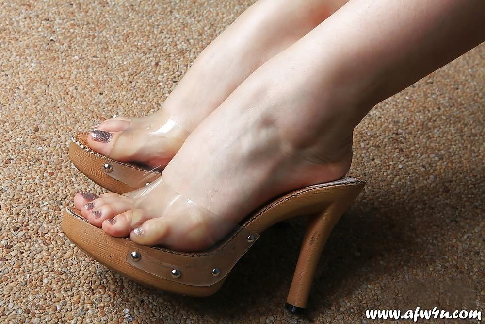 Asian feet footjob-9140