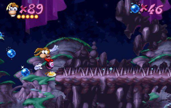 Rayman Forever Captura 2
