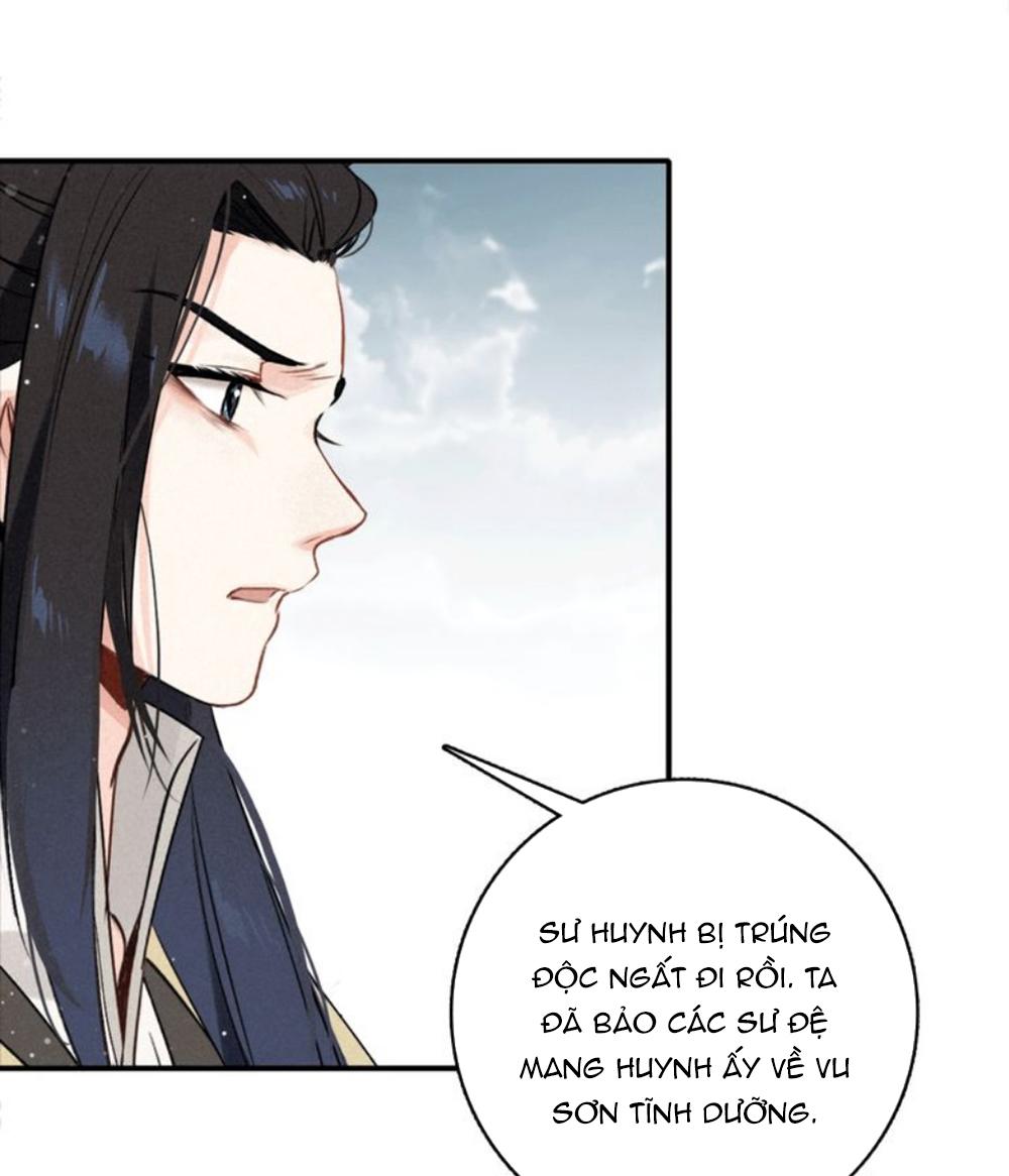 Đế Sư Tại Thượng Chapter 27