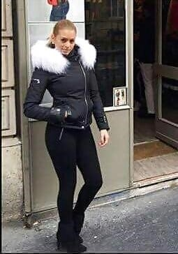Jean jacket with fur inside-5835