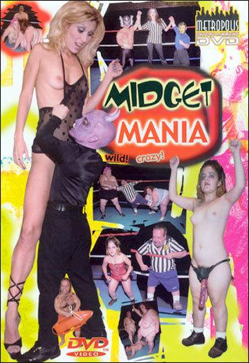Карликомания / Midget Mania (2000) DVDRip |