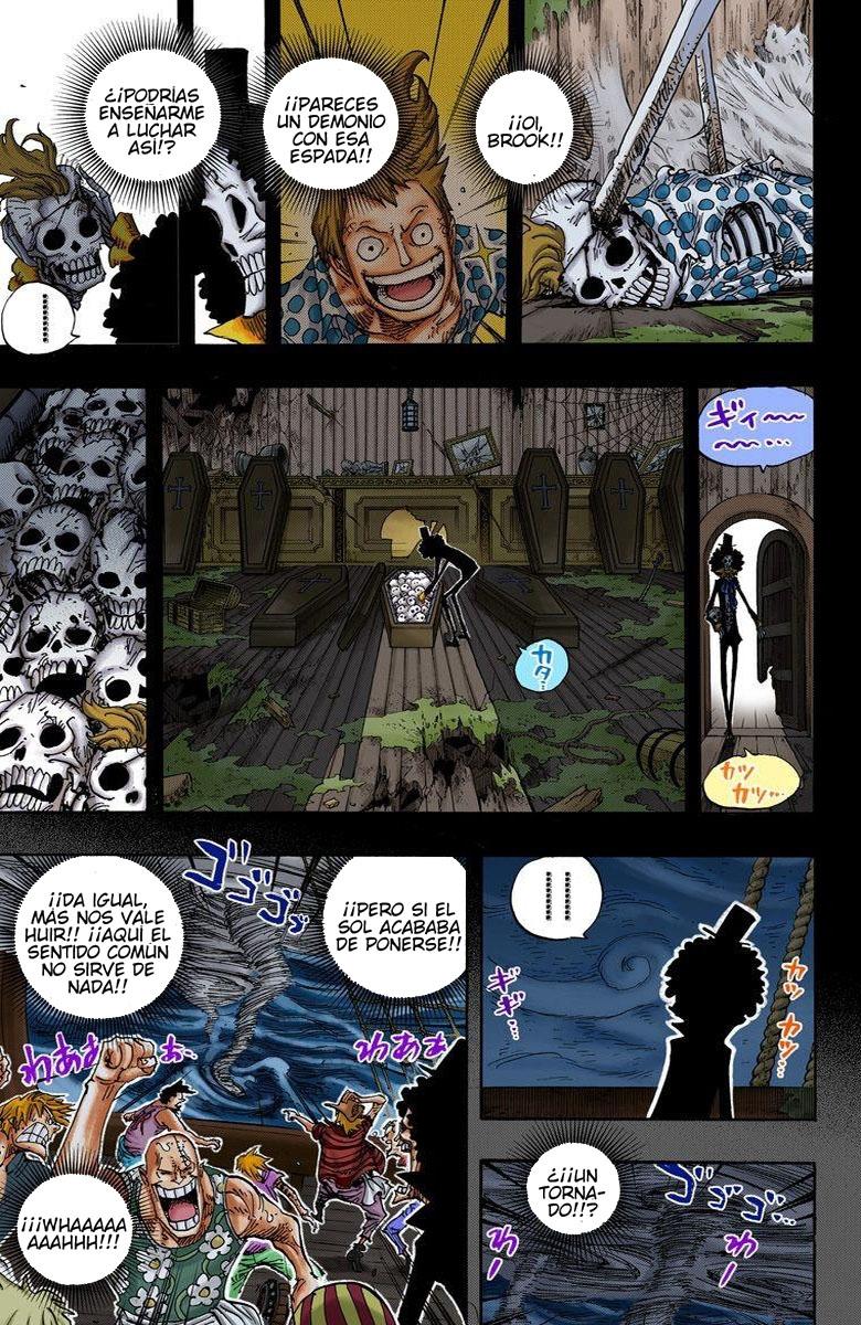 One Piece Manga 487-489 [Full Color] CWE077up_o