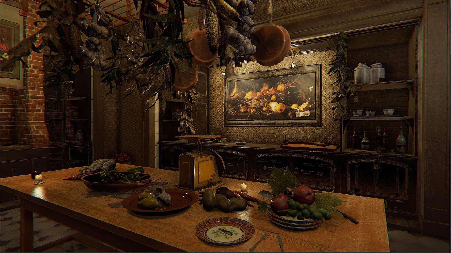Layers of Fear + Inheritance DLC Captura 3