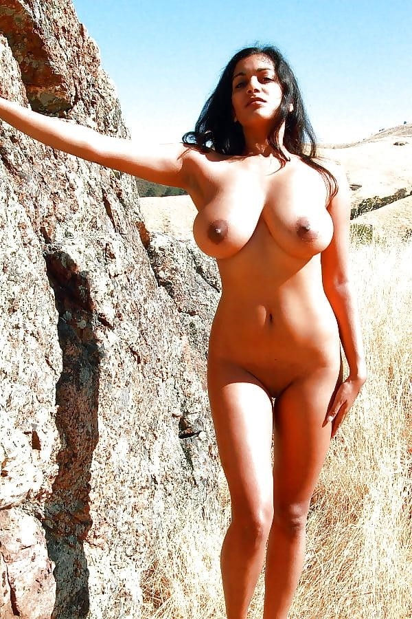 Big boobs nude model-2762