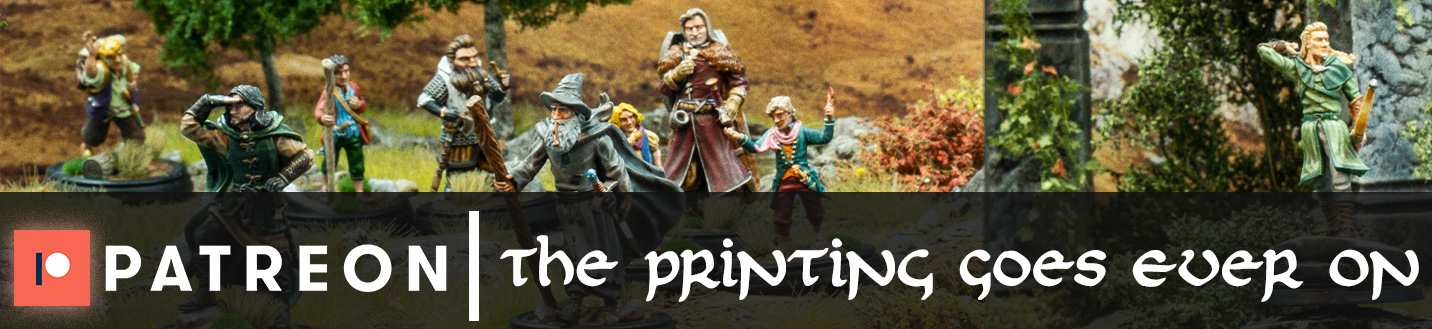 the printing goes ever on patreon
