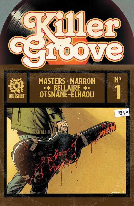 Killer Groove #1-5 (2019)