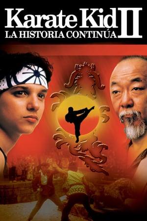 descargar El Karate Kid 2 [1986][BD-Rip][720p][Lat-Cas-Ing][Art.Marciales] gratis