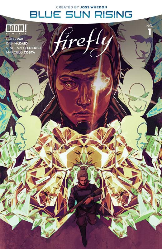 Firefly - Blue Sun Rising #0-1 (2020)