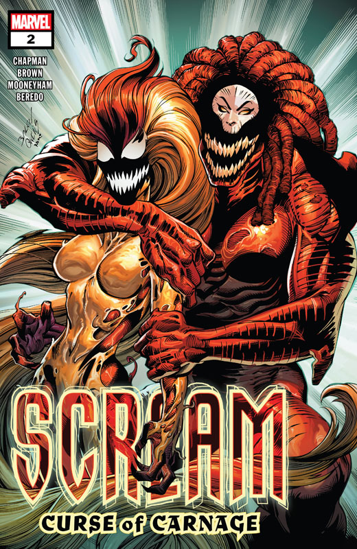 Scream - Curse Of Carnage #1-6 (2020)