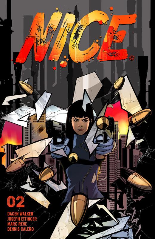 Nice #1-4 (2018-2019)