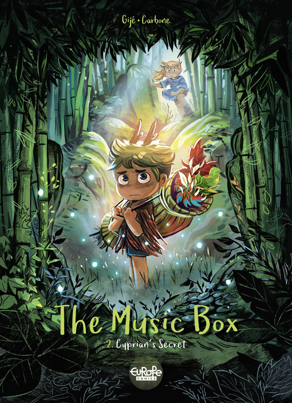 The Music Box 01-02 (2018)