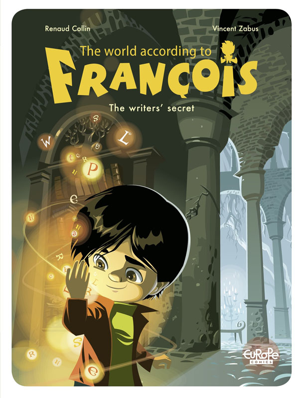 The World According to François v01-v03 (Europe Comics 2019)