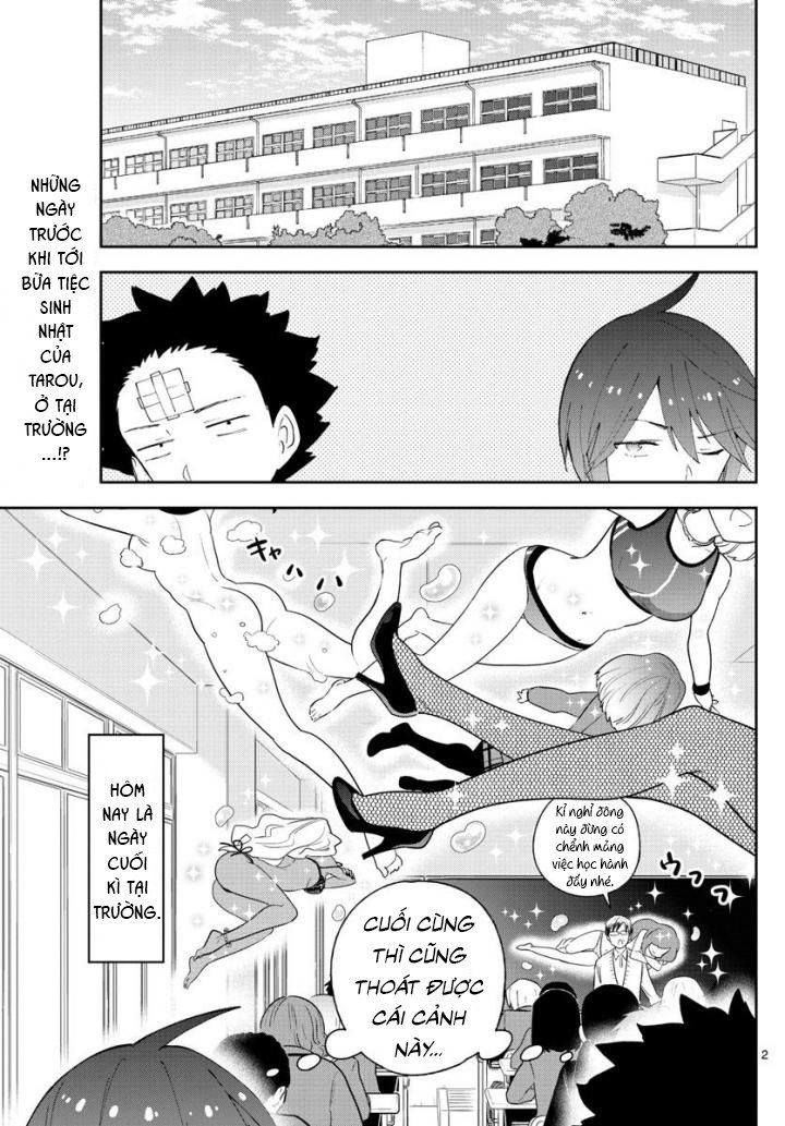 Hatsukoi Zombie Chapter 114 - Trang 3