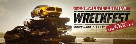 Wreckfest Complete Edition v1.280419 CODEX