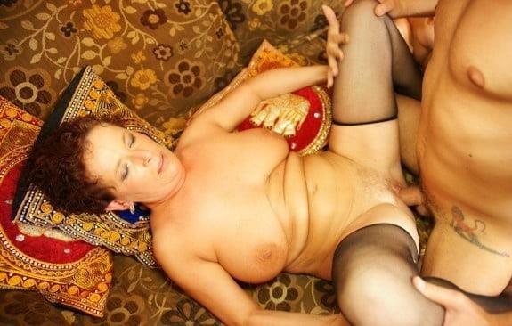 Mom son bondage sex-1347