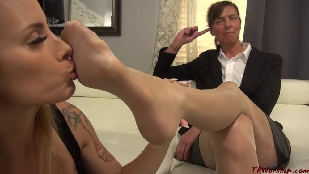 Trample fetish clips-6888