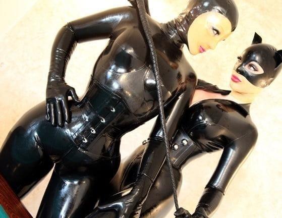 Naked girls latex-8244