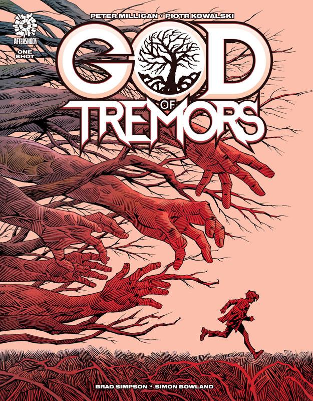 God of Tremors 001 (2021)