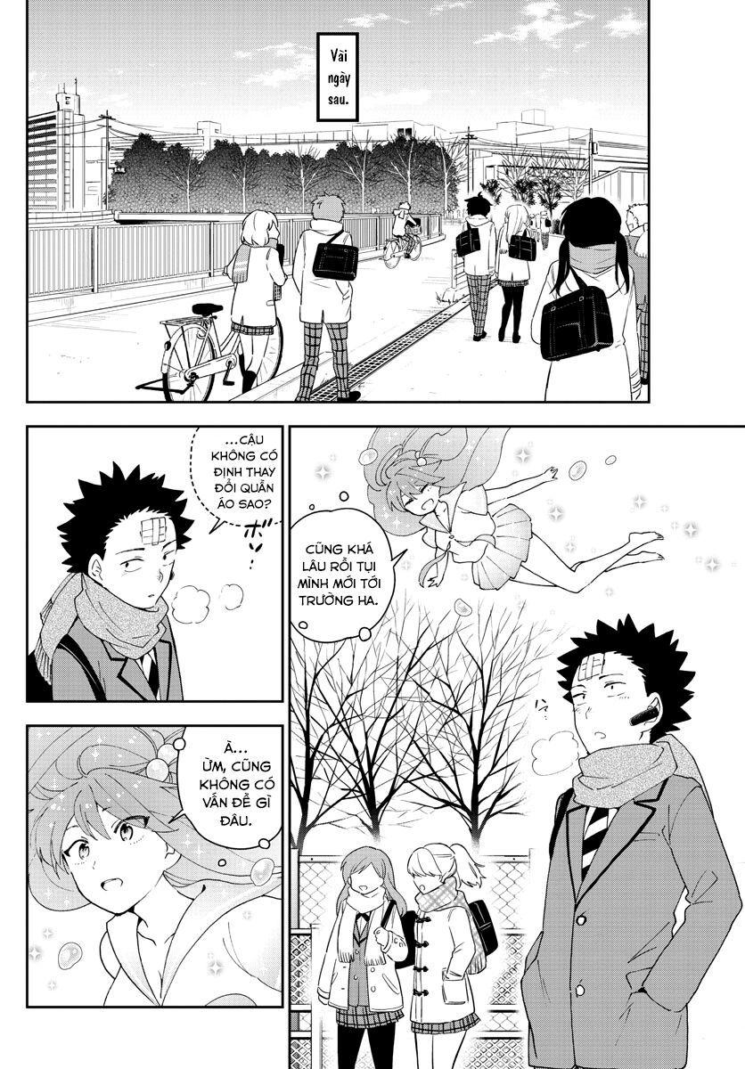 Hatsukoi Zombie Chapter 153 - Trang 16