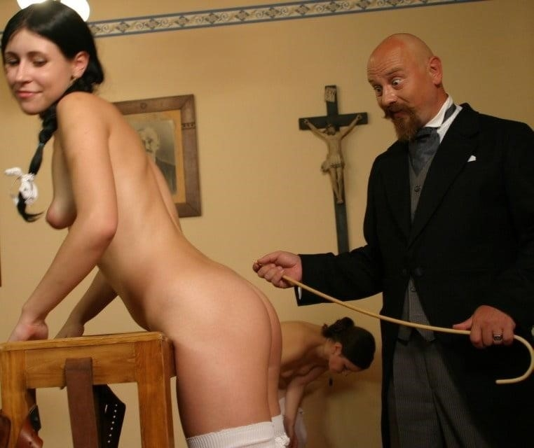 Hot girl with old guy-1353