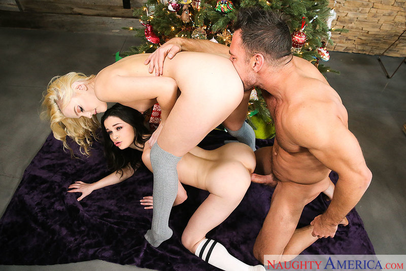 Jenna J Ross, Kenna James, Johnny Castle – Slut Step Sister – Naughty America [HD]