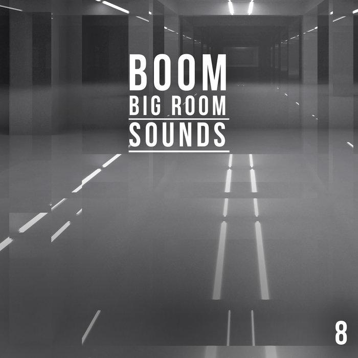 Poster for Boom Vol 8 Big Room Sounds