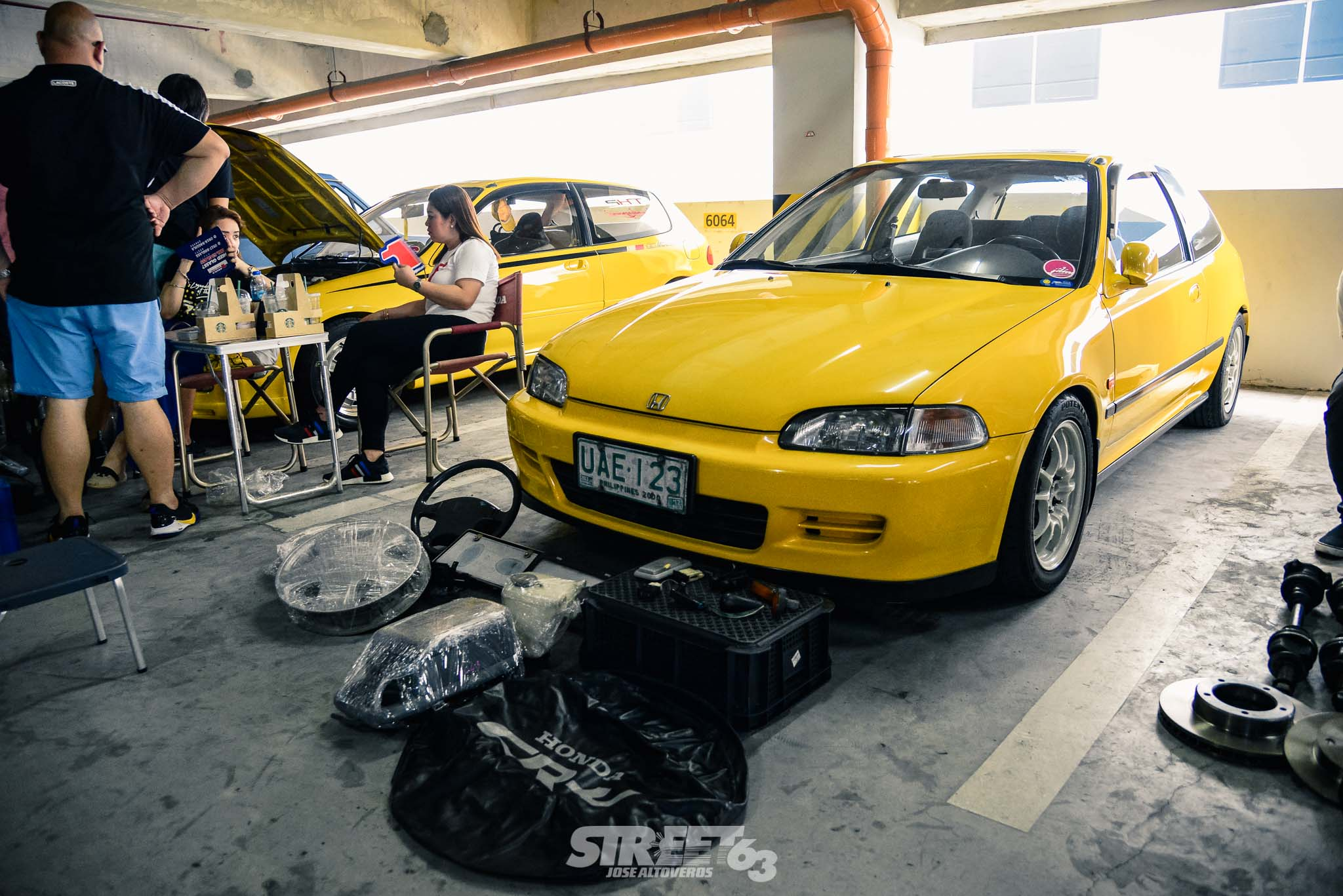 **Barter master:** How's Your Project Car Pare's Swap Meet