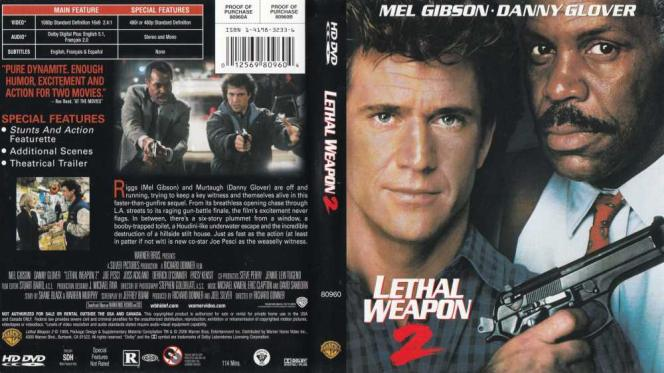 Arma Mortal 2 (1989) BRRip 720p Audio Trial Latino-Castellano-Ingles