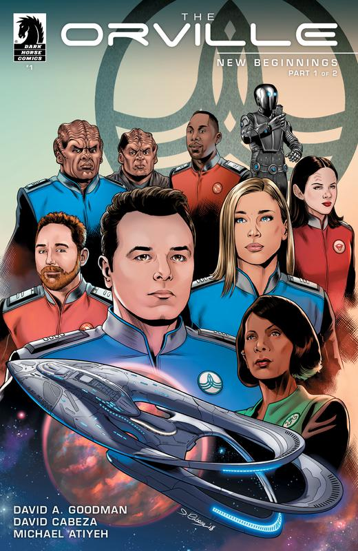 The Orville 001 - New Beginnings Part 01 (of 02) (2019)