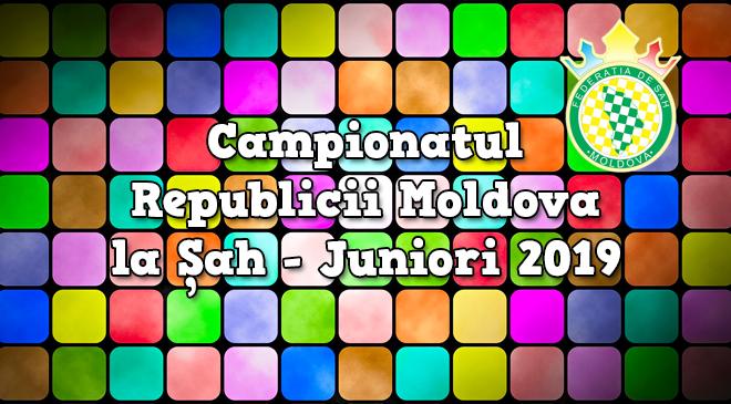 Campionatul Republicii Moldova  la Șah 2019 | Juniori 8 – 10 ani