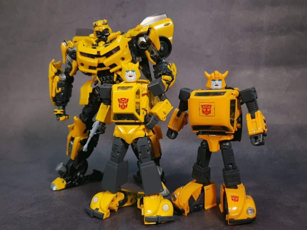 [Masterpiece] MP-45 Bumblebee/Bourdon v2.0 - Page 2 KlVrHuVX_o