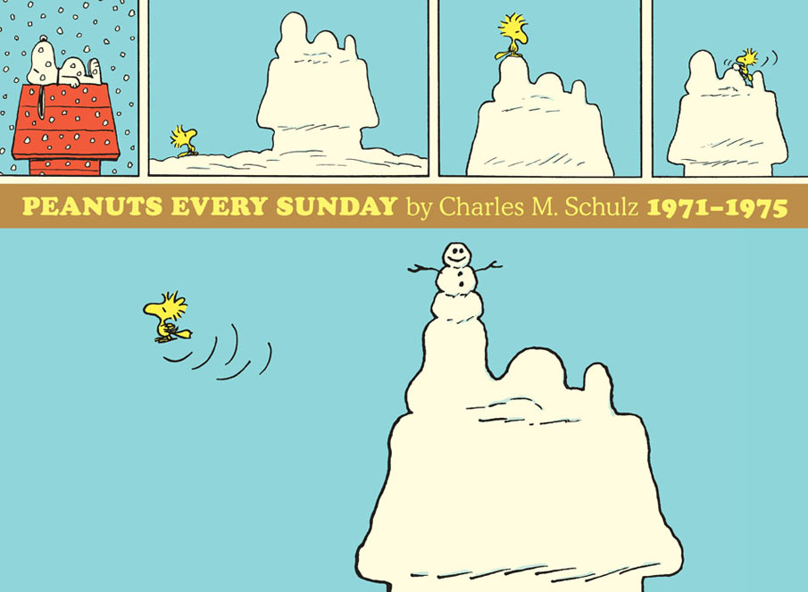 Peanuts Every Sunday v05 - 1971-1975 (2017)