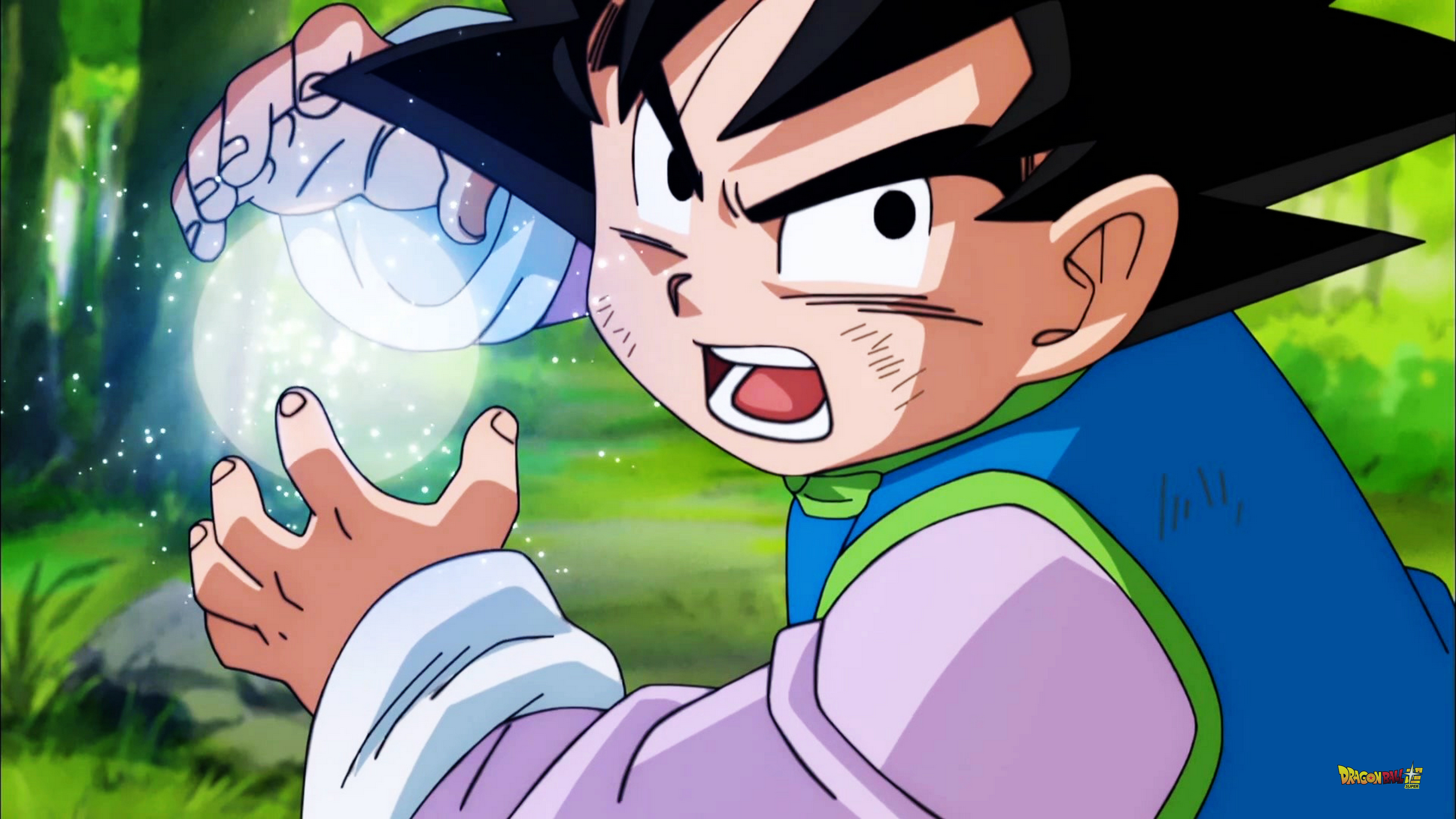 Dragon Ball Super Season 1 Episode 1 S01E01 4k uHD Wallpapers 26 Goku works in his radish field, but wants to go training and fighting.