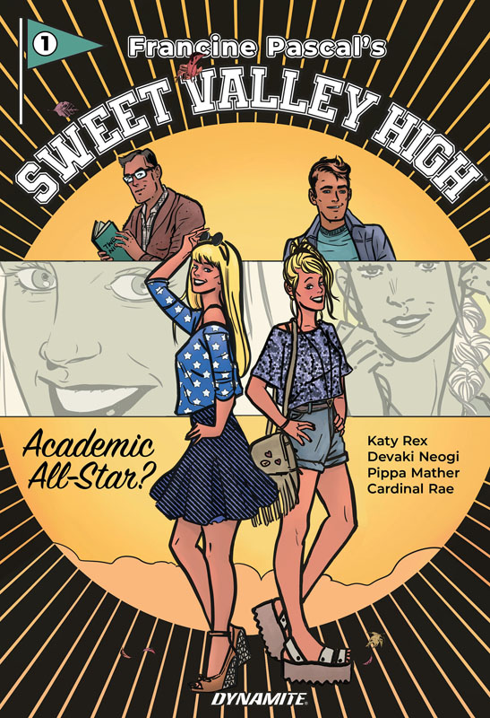 Sweet Valley High v01 - Academic All-Star (2019)