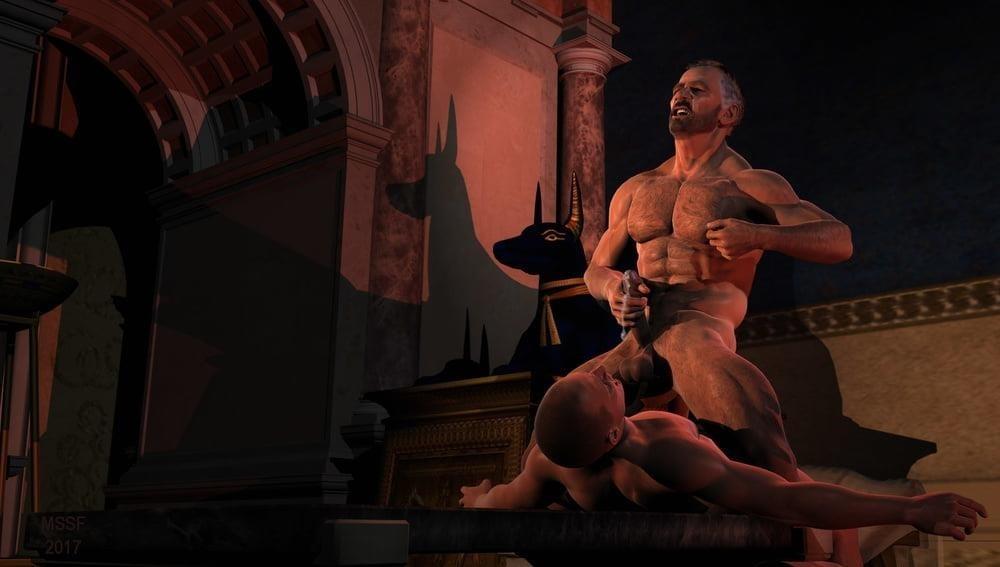 Roman slave xxx-7913