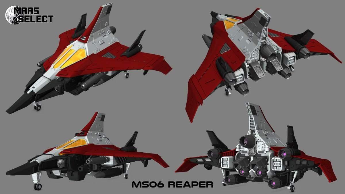 [MAAS Toys] Produit Tiers - Jouets TF de la gamme Cybertech Series (mode Cybertronien) + Gee Too (G2) - Page 2 IigNXC3r_o