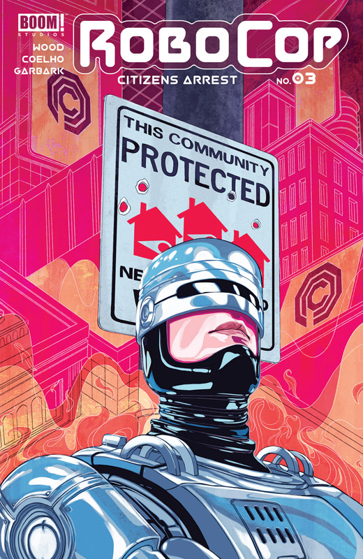 Robocop - Citizens Arrest #1-5 (2018)