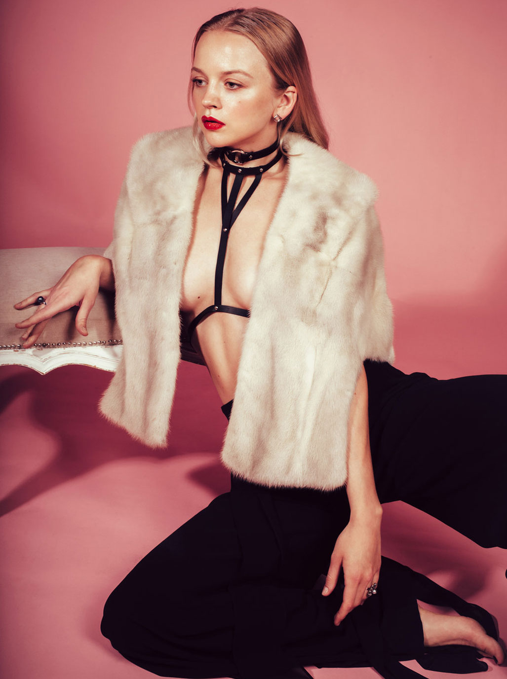 Светлана Легун в рекламной кампании Wicca collection 2016 / фото 12
