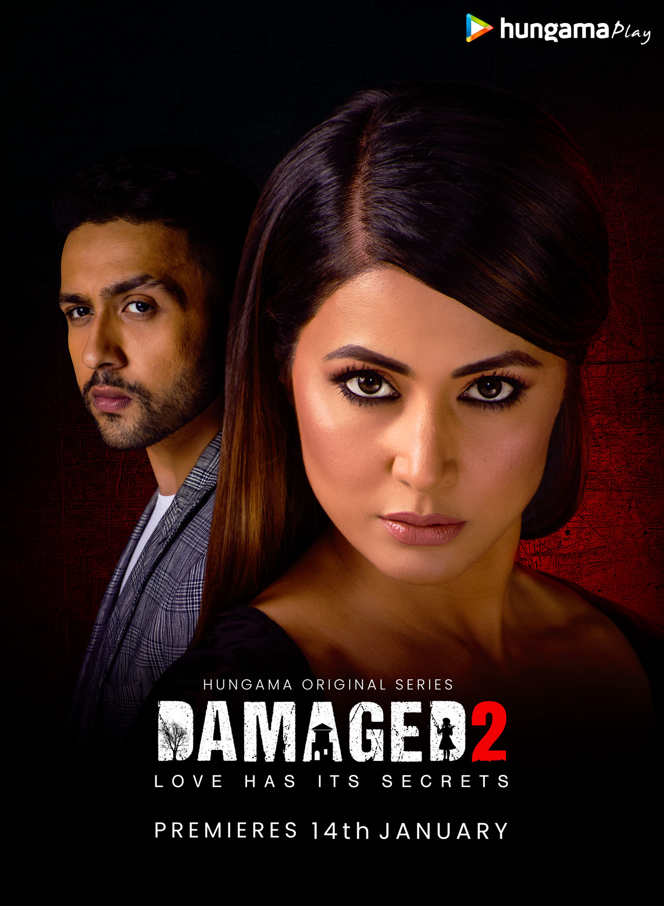 Damaged 2 2020 Hungama Originals S02 [E1-6] 720p WEB-DL