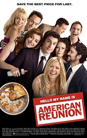 American Reunion (2012)720p BDRip - Original Auds - Hindi + Telugu + Tamil + Eng -...